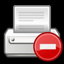 Ошибка 0x00000709 «Невозможно установить принтер по умолчанию»