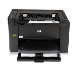 Принтеры HP LaserJet Pro P1102w и P1606dn — Принтер постоянно печатает то же самое задание печати после его установке по сети