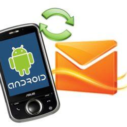 Настройка электронной почты Microsoft Exchange на устройствах Android