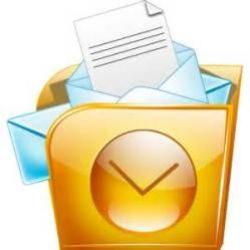 Папки для хранения данных и параметров пользователя в Microsoft Outlook 2010