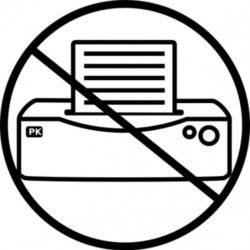 Как удалить драйвер принтера Windows 7